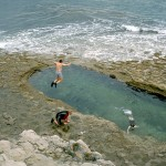 New feature on tidal swimming pools