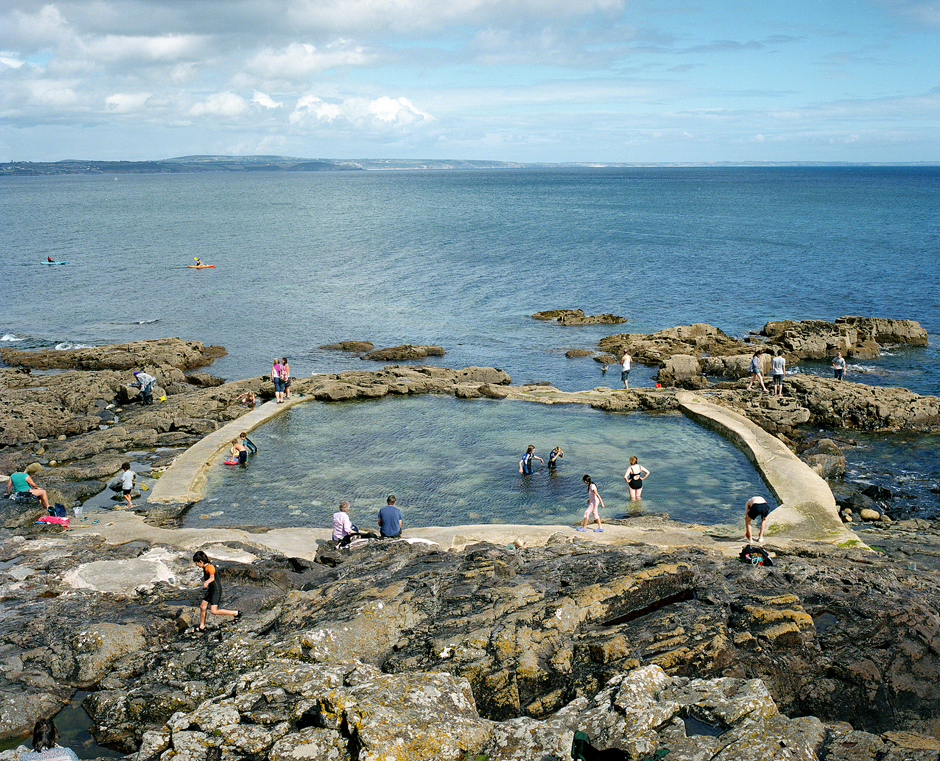 UK - Cornwall - Tidal pools
