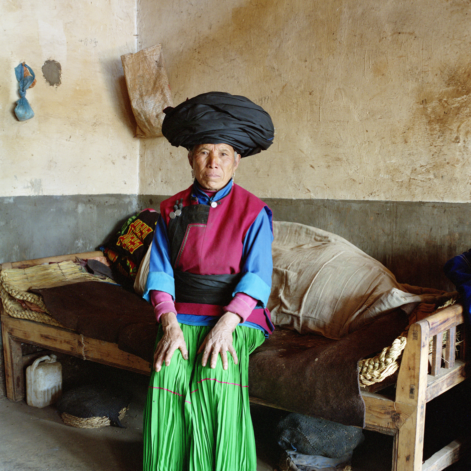 China - Rural life - Ethnic minorities